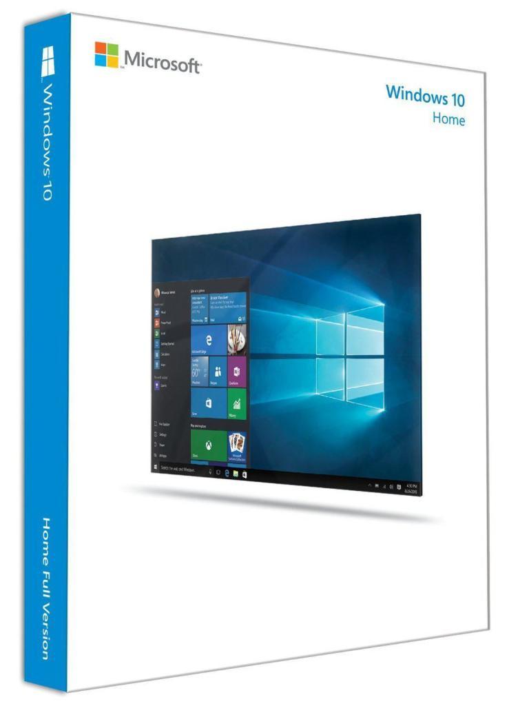 Windows 10 Famille (version complète)