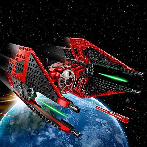 Jouet Lego Star Wars 75240 - Vaisseau TIE Fighter du Major Vonreg