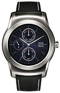 Montre connectée LG G Watch Urbane - Noir/silver