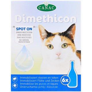 Gouttes antipuces et tiques pour chiens et chats Canac