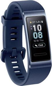 Bracelet connecté Huawei Band 3 Pro - GPS, Noir ou Bleu (via coupon)