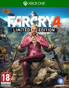 Jeu Far Cry 4 sur Xbox One - Limited Edition