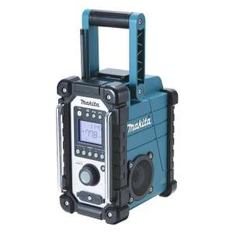 Radio de Chantier MAKITA DMR107 7,2/10,8/14,4/18 V Li-ion