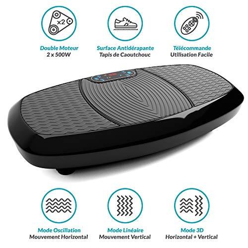 Plateforme Bluefin 3D : Oscillation, Vibration + Mouvement (vendeur tiers)