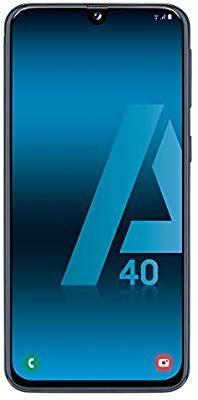 "Smartphone 5.9"" Samsung Galaxy A40 - 64 Go (vendeur tiers - version italienne)"
