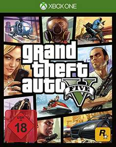 Grand Theft Auto V (GTA 5) sur PS4 & Xbox One