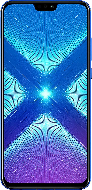 "Smartphone 6.5"" Honor 8X - FHD+, Kirin 710, 4 Go RAM, 64 Go de ROM + Etui de protection"