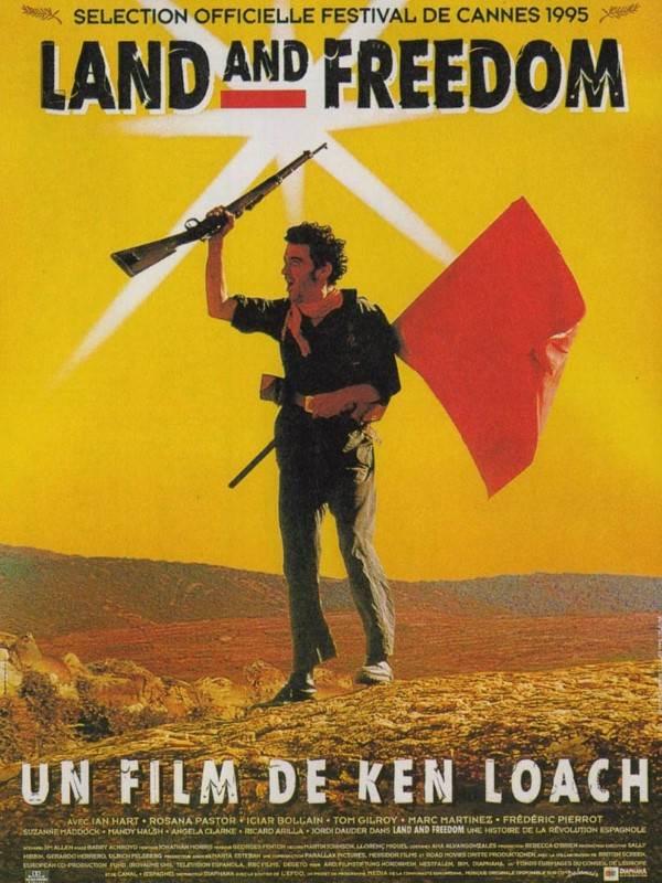 Film Land and Freedom de Ken Loach visionnable Gratuitement en Streaming (Dématérialisé)