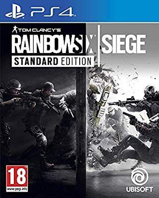 Rainbow Six : Siège sur PS4