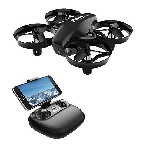 Mini Drone Potensic avec caméra FPV - Noir (Vendeur Tiers)