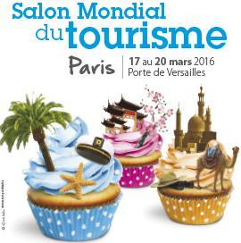 Une entrée gratuite au salon du Tourisme 2016 à Paris, Lyon, Lille et Toulouse (au lieu de 10€)