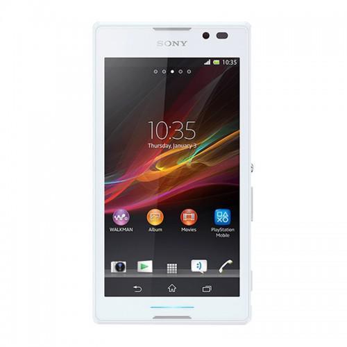 "Smartphone 4.8"" Sony Xperia M2 blanc 4G 8 Mpixels -  8 Go"
