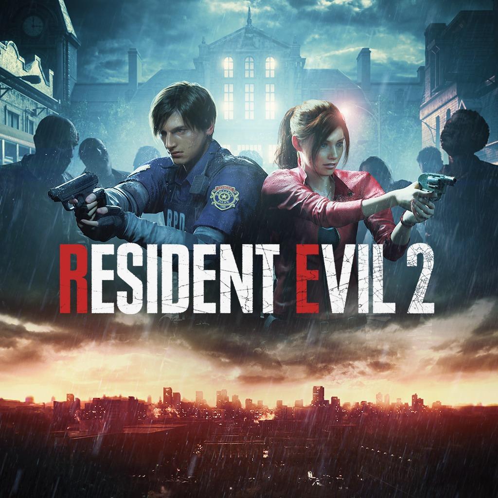 Resident Evil 2 sur PC (dématérialisé, Steam)