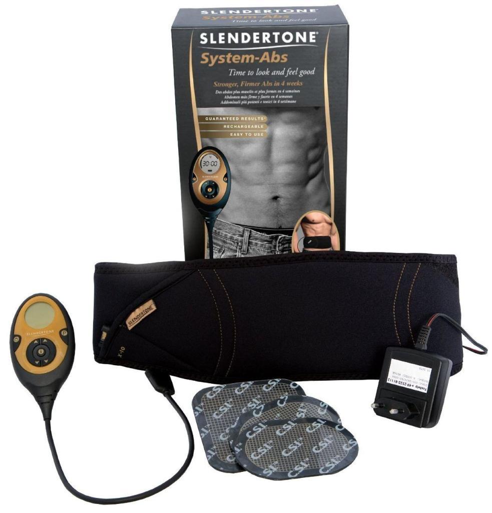 Ceinture de tonification abdominale Slendertone pour homme ou femme