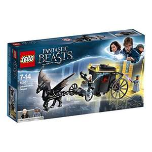 Jeu de Construction Lego Harry Potter (75951) - L'évasion de Grindelwald (Vendeur tiers)