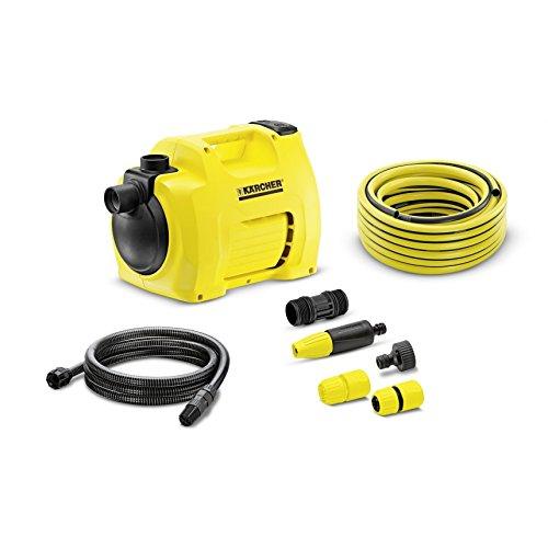 Pompe d'arrosage Kärcher BP3 Garden Set Plus + kit d'aspiration - 800W