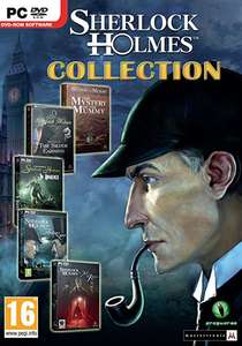 The Sherlock Holmes Collection sur PC (Dématérialisé - Steam)