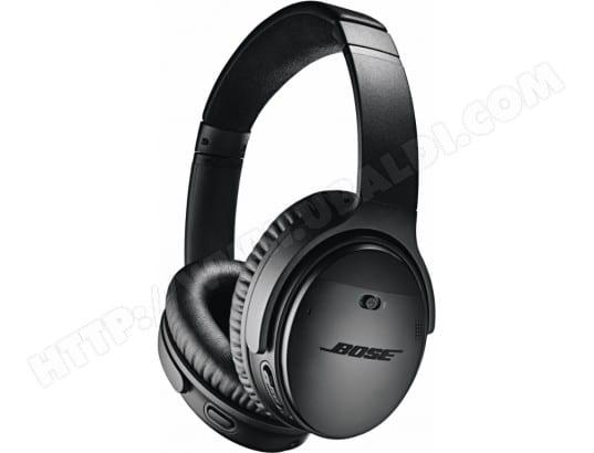 Casque audio Bose QuietComfort 35 II - noir