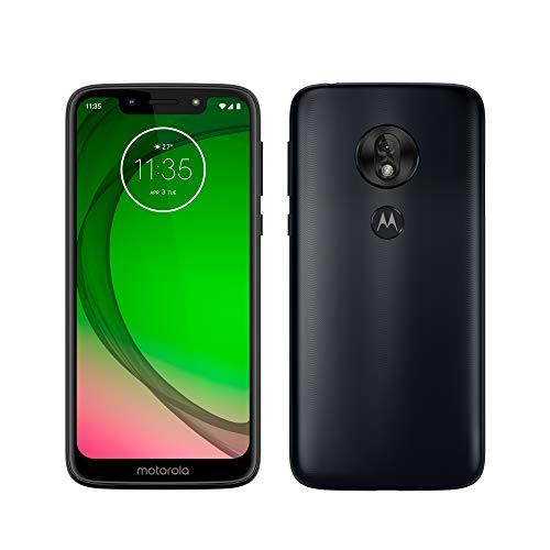 "Smartphone 5.7"" Motorola Moto G7 Play - HD+, Snapdragon 632, 2Go RAM, 32Go ROM, Android 9.0, Différents coloris"