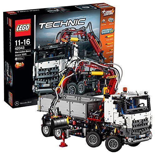Jeu de construction Lego Technic  42043 Mercedes-Benz Arocs 3245