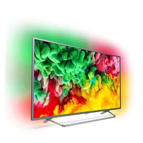 "TV 43"" Philips 43PUS6753 - LED, 4K UHD, HDR 10, Ambilight, Smart TV (+ 17.50€ en SuperPoints)"