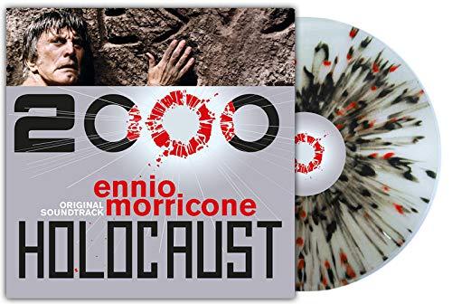 Vinyle Ennio Morricone - Holocaust 2000 (Vinyle coloré transparent)