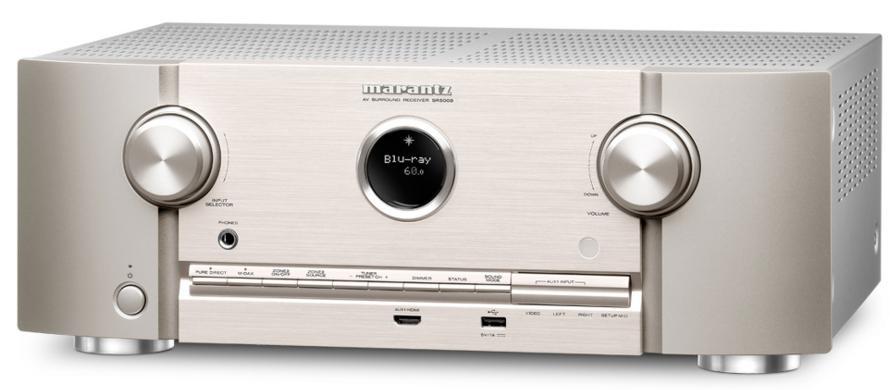 Amplificateur Home cinéma 7.2 Marantz SR5009 - 3D/4K - Wifi / Airplay / DLNA / Bluetooth