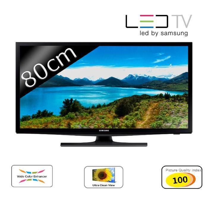 """100€ offerts (en 2 bons d'achats sans minimum) dès 100€ d'achat sur une sélection de produits - Ex : TV LED 32"""" Samsung UE32J4100 (+ 2 bons d'achat de 50€)"""