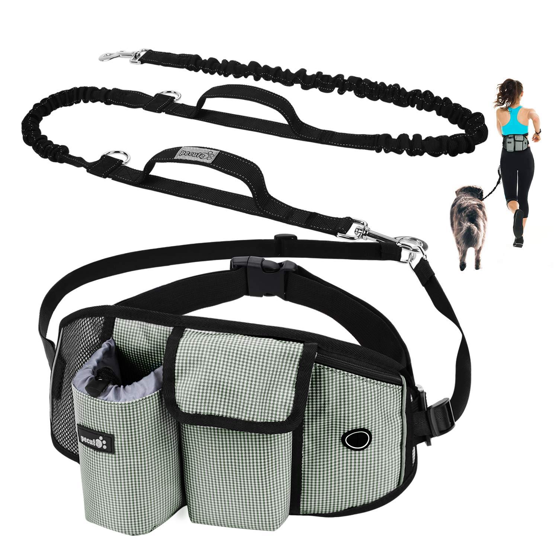 Laisse Pecute pour jogging avec son chien (Vendeur tiers)