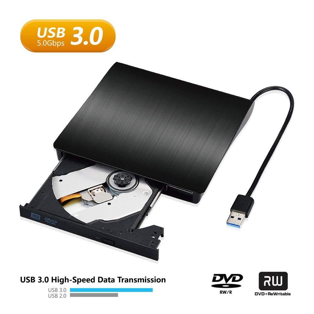 Lecteur DVD/CD et Graveur Externe Portable - USB 3.0 (vendeur tiers)