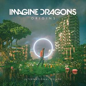 CD Origins Imagine Dragons - Edition Deluxe