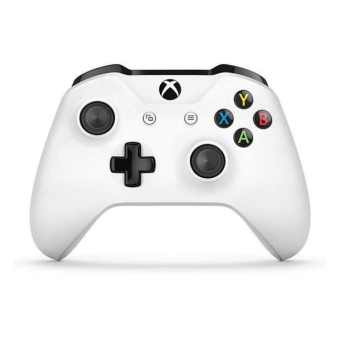 Sélection de Manettes Xbox One en promotion -  Ex: Manette sans fil Xbox One Blanche