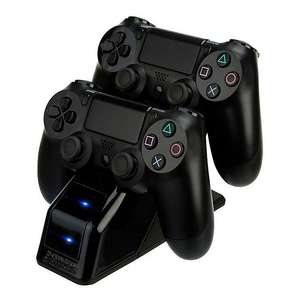 Double chargeur manettes PS4 PDP Energizer