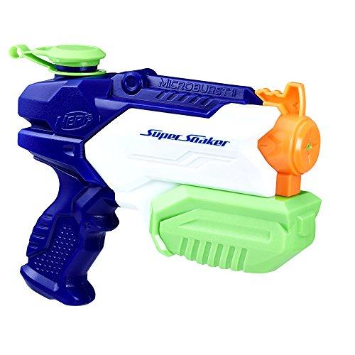 Pistolet A Eau Nerf Super Soaker Microburst 2