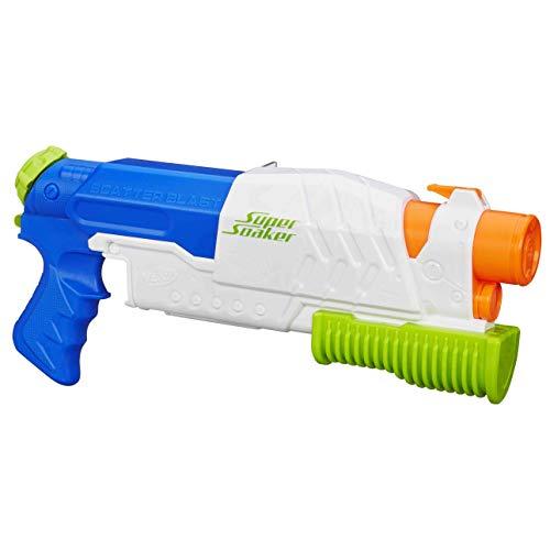 Sélection de pistolets à eau Nerfs en promotion - Ex : Pistolet à eau Nerf Super Soaker Scatter Blast