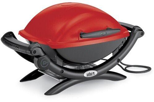Barbecue Électrique Weber Q1400 Rouge (Via Click & Collect)