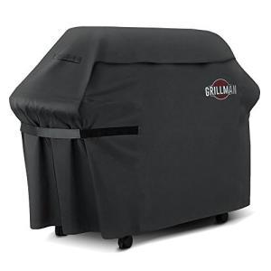 [Prime] Housse pour barbecue de qualité premium de Grillman - 58 pouces/147 cm (Vendeur tiers)