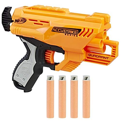 [Prime] Jouet Pistolet Nerf - Accustrike Quadrant