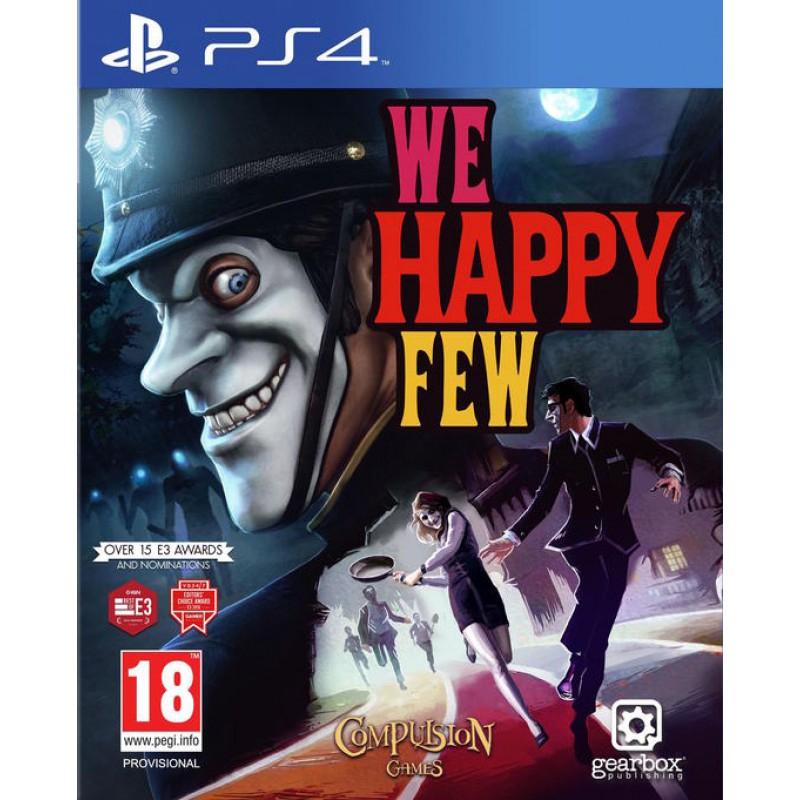 We Happy Few sur PS4 et Xbox One