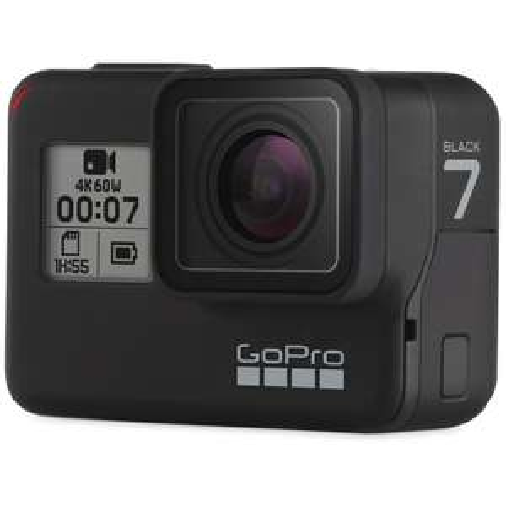 Caméra sportive GoPro Hero 7 Black (+ 55.60€ en SuperPoints)
