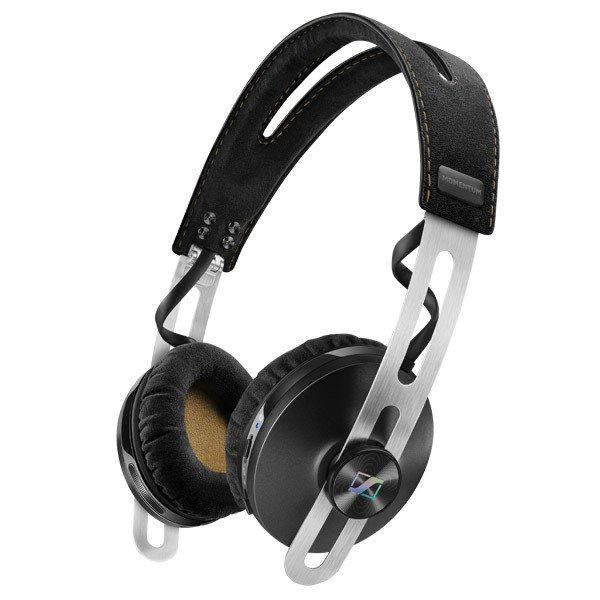 Casque Audio Sans-Fil Sennheiser Momentum 2.0 On-Ear Wireless - Noir