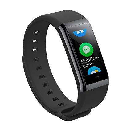 Bracelet connecté Xiaomi Amazfit Cor 2 (Version Internationale) - Noir