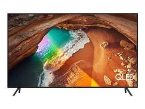 "TV QLED 43"" Samsung QE43Q60RAT (2019) - 4K UHD, Smart TV (+ Jusqu'à 159,99€ en SuperPoints)"