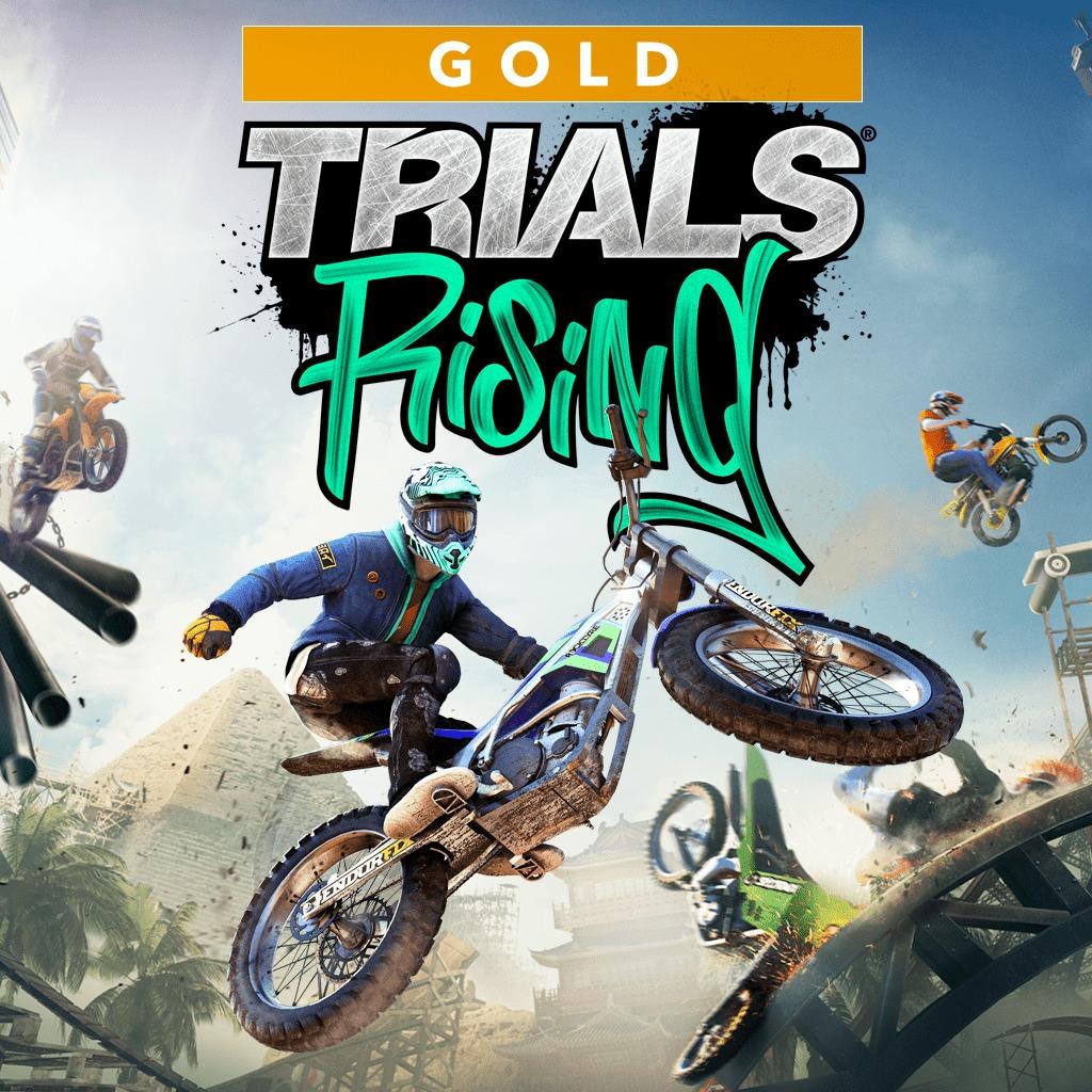 Trials Rising - Édition Gold sur PC (dématérialisé)