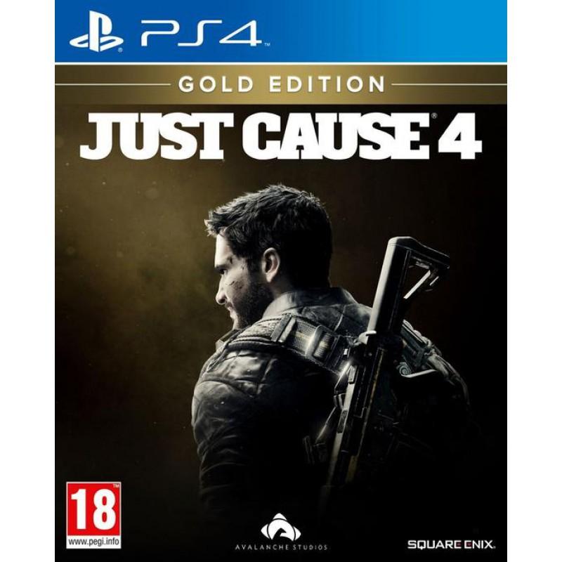Just Cause 4 - Édition Gold sur PS4 et Xbox One