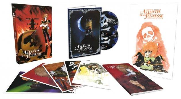 [Pré-commande] Blu-ray Albator 84 : L'Atlantis de ma Jeunesse - Édition Limitée Collector (+ DVD)