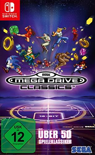 SEGA Mega Drive Classics sur Nintendo Switch