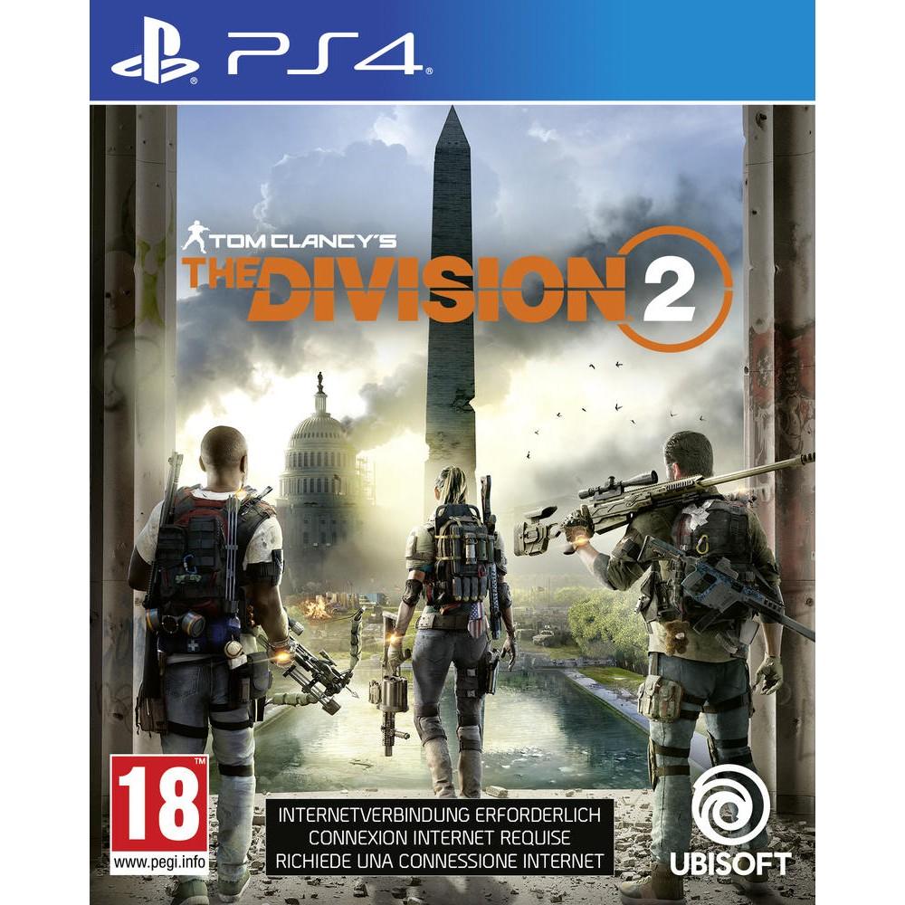 The Division 2 sur PS4 et X box