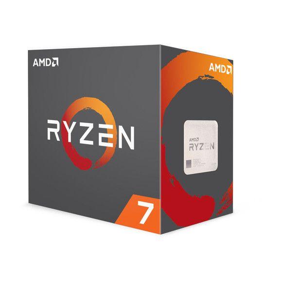 Processeur AMD Ryzen 7 1700X - Socket AM4 (3.4 GHz)