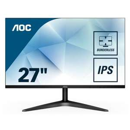 "Écran PC 27"" AOC 27B1H - Full HD, Dalle IPS"